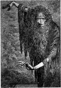 The Ancient Mariner by Mervyn Peake